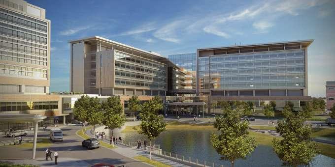 UF Health Neuromedicine Hospital