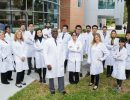 Photo of brain tumor immunotherapy team